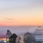 Rising in a Fog