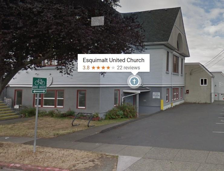 Club Meeting @ Esquimalt United Church - Lower Room